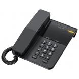 проводной телефон Alcatel T22, черный