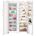 холодильник Liebherr SBS 7242-20 (2 двери, 2 компрессора)