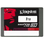 жесткий диск Kingston 1Tb KC400 SATA3 SKC400S37/1T