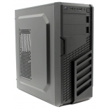 корпус Miditower FOX 5906BK, Black ATX 450W (24+4+6пин)