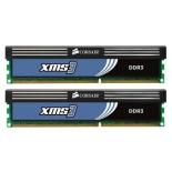 модуль памяти DDR3 2x2048Mb 1600MHz Corsair  Vengeance Low Profile Blue CL9 CMX4GX3M2A1600C9