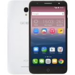 смартфон Alcatel Pop 4 5056D, черно-белый