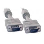 кабель (шнур) Flextron CDS-DMM-20-01-P1 (D-Sub, 26AWG, с ферритовыми кольцами, 20м)