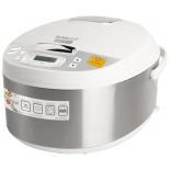 мультиварка Scarlett SC-MC410S14, серебристо-белая