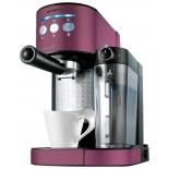 кофеварка Polaris PCM 1525E Adore Cappuccino, бордо