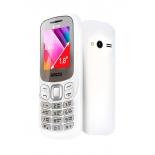 сотовый телефон Ginzzu M103 DUAL mini, белый
