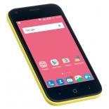 смартфон ZTE Blade L110, желтый