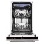 Посудомоечная машина Midea MCBD-0609, белая