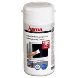 аксессуар к бытовой технике Чистящие салфетки Hama 42212 для экрана