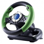 игровое устройство SVEN Drift (Vibration Feedback, рулевое колесо, педали, 8поз.перекл, 10кн., USB)