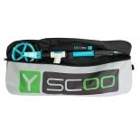 самокат для взрослых Сумка-чехол Y-Scoo 180, зеленый