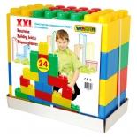конструктор Wader XXL 37503, multicolor