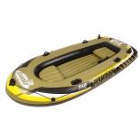 лодка надувная Jilong Fishman 350 Set (2 сиденья)