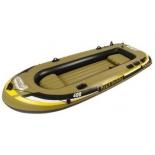 лодка надувная Jilong Fishman 400 set (2 сиденья)