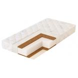 матрас для детской кроватки Плитекс Eco Soft 119х60, натуральный