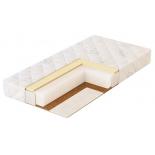 матрас для детской кроватки Плитекс Eco Life 119х60, натуральный