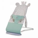 детское кресло-шезлонг Happy Baby Sleeper, мятное