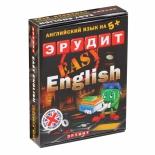 настольная игра Биплант 10007 Эрудит easy english-подарочный
