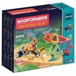 конструктор Magformers 703011 Adventure Mountain (магнитный)