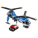 конструктор LEGO Криэйтор Двухвинтовой вертолёт