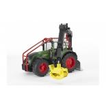 товар для детей Трактор Bruder Fendt 936 Vario лесной с манипулятором