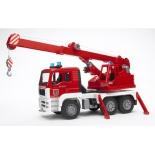 товар для детей Bruder Пожарная машина автокран MAN