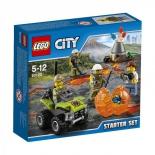 набор игровой LEGO Город (для начинающих Исследователи Вулканов)