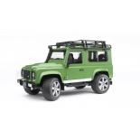 товар для детей Bruder Внедорожник Land Rover Defender (28469)