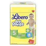 подгузник Libero Dry Pants Maxi Plus (10-14 кг) 50 шт.