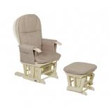 кресло-качалка складная Tutti Bambini GC35 Vanilla /крем