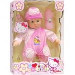 кукла Simba Пупс New Born Baby Hello Kitty