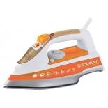 Утюг Endever Skysteam-716, белый/ оранжевый
