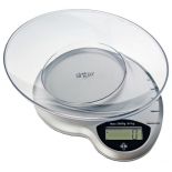 кухонные весы Sinbo SKS-4511, серебристые