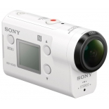 видеокамера Sony HDR-AS300R, белая