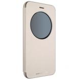 чехол для смартфона Asus View Flip Cover для Asus ZenFone ZE552KL (90AC0160-BCV008), золотистый