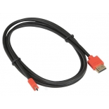 кабель (шнур) Кабель HDMI to Micro-HDMI Flextron CHH-micHMHF-1.5-01-P1 1.5м