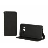 чехол для смартфона Book Case New для Huawei Honor 5X (с визитницей), чёрный