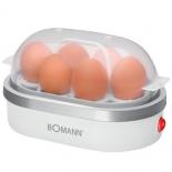 яйцеварка электрическая Bomann EK 5022 белая
