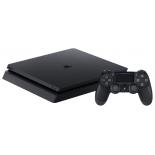 игровая приставка Sony PlayStation 4 Slim 500 ГБ, черная