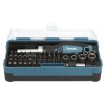 набор инструментов Makita B-36170 (47 предметов)