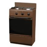 плита Flama CG 3202 B, коричневая