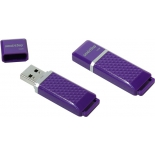 usb-флешка SmartBuy Quartz series USB2.0 16Gb (RTL), фиолетовая