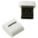 usb-флешка SmartBuy Lara series USB2.0 8Gb (RTL), синяя