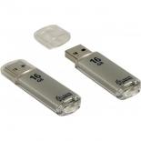 usb-флешка SmartBuy V-Cut USB2.0 16Gb (RTL), серебристая