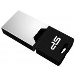 usb-флешка Silicon Power Mobile X20 USB2.0/USB micro-B OTG Flash Drive 8Gb (RTL)