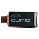 usb-флешка Qumo Hybrid USB2.0/USB micro-B OTG Flash Drive 32Gb (RTL)