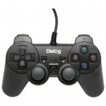 геймпад Dialog GP-A11 черный