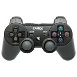 геймпад Dialog GP-A17 черный