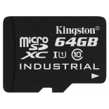 карта памяти Kingston SDCIT/64GB Class 10 (с адаптером)