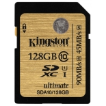 карта памяти Kingston SDA10/128GB (Class 10, UHS-I)